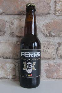 Ferre Whisky Infused.Brouwerij Maenhout.Het Exclusieve Gerstenat