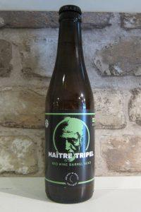 Maitre Tripel Barrel aged.Brouwerij De Meester.Het Exclusieve Gerstenat