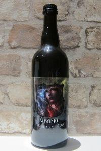 Urania.Brouwerij Eutropius.Het exclusieve Gertsenat