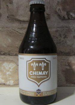 Chimay Tripel.Abdij Notre-Dame de Scourmont.Het Exclusieve Gerstenat