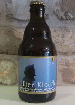 Pier Kloeffe.Brouwerij Slaapmuske.Het Exclusieve Gerstenat