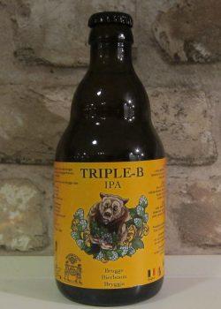 Tripel-B IPA.Bryggja Brugge.Het Exclusieve Gerstenat